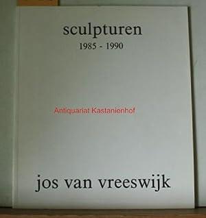 Jos van Vreeswijk. Sculturen 1985 - 1990.: Lutz, Hans