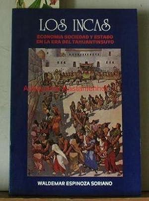 Los Incas. Economia Sociedad y Estado en la Era del Tahuantinsuyo. ,Segunda edición.: ...