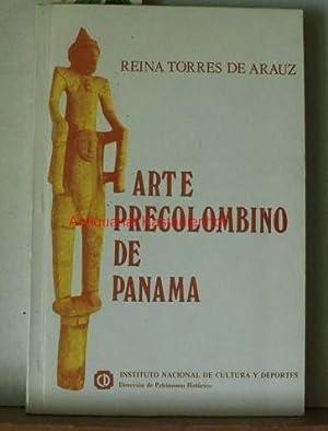 Arte Precolombino de Panama. Segunda edicion.,With 101 illustrations.: Torres de Arauz, Reina