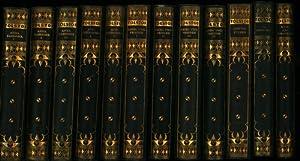 Konvolut 12 Bände L. N. Tolstojs ausgewählte Werke. Komplett Band 1 bis 12.,Ü...