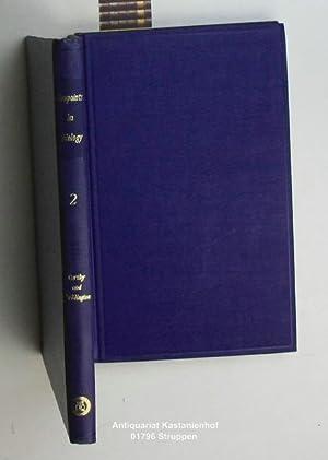 Konvolut 2 Bände Viewpoints in biology. Band I und II. Band 1 und 2. ,Englisch.,: Carthy, J. D.; ...