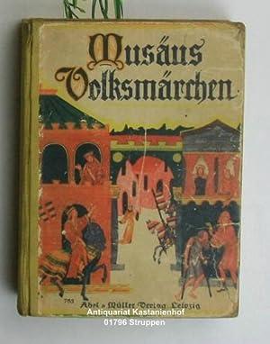 Volksmärchen der Deutschen,Für die Jugend ausgewählt und bearbeitet von Karl Henninger. Mit vielen ...