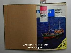 Modellbau heute - Zeitschrift für Flug-, Schiffs-: Sellenthin, Wolfgang (Red.)