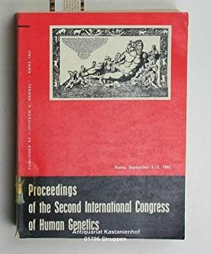 Proceedings of the Second International Congress of: Various