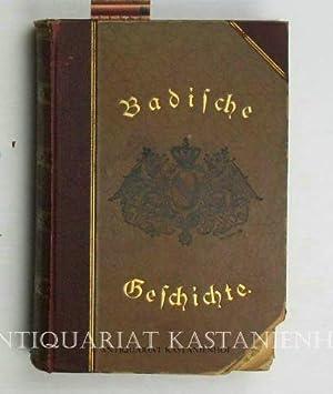 Badische Geschichte.: Weech, Friedrich von
