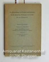 Die Behandlung von Technik und Industrie in der deutschen Dichtung von Goethe bis zur Gegenwart: ...
