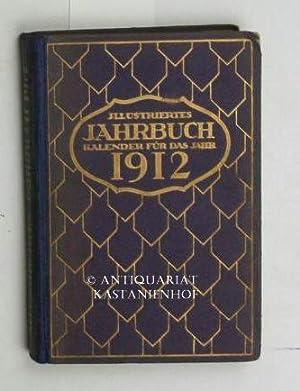 Illustriertes Jahrbuch. Kalender für das jahr 1912.,: Band, Victor