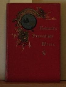 Ferdinand Raimunds dramatische Werke. Nach den Original- und Theater-Manuskripten. In drei (3) ...