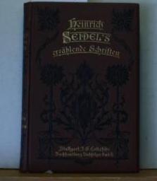 Erzählende Schriften, in sieben (7) Bänden.: Seidel, Heinrich