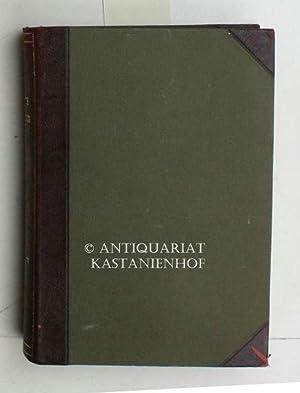 Brehms Tierleben,Die Säugetiere, dritter Band; 4. vollständig neubearbeitete Auflage, ...