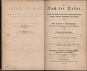 Das Buch der Natur, die Lehren der Physik, Astronomie, Chemie, Mineralogie, Geologie, Botanik, ,...