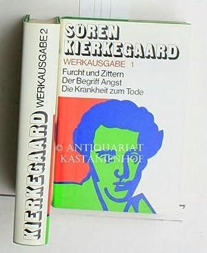 Werkausgabe, zwei (2) Bände,,Übersetzt und herausgegeben von Emanuel Hirsch und Hayo Gerdes, ...