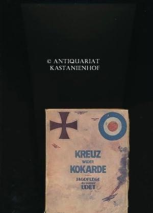 Kreuz wider Kokarde,Jagdflüge des Leutnants Ernst Udet: Eichler, Ernst Fr.