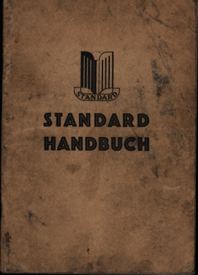 Standard-Handbuch,Eight / Fourteen 1946 / 1947: Hrsg.