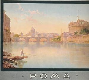 Roma - Souvenir album con 56 vedute,Rom: Hrsg.