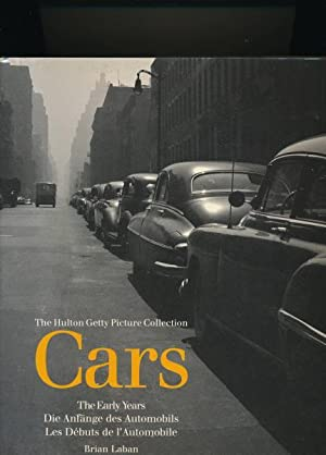 Cars. The Early Years. Die Anfänge des: Laban, Brian