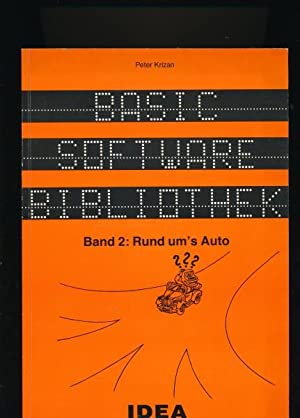 Basic Software Bibliothek,Band 2: Rund um's Auto