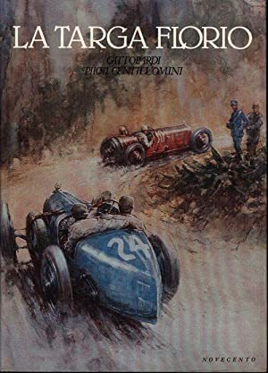 La Targa Florio,gattopardi - piloti - gentiluomini,: Alvarez Garcia, Gonzalo