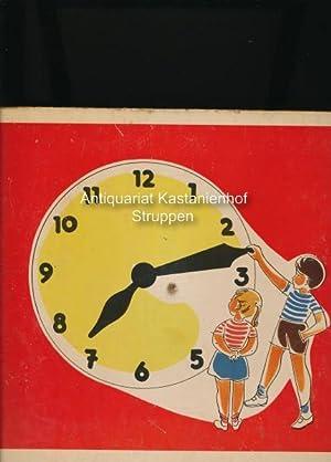 Die Uhr,Ein froher Tag - im Stundenschlag: Gärtner-Scholle, Carola; Lipsch, Arthur