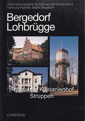 Denkmaltopographie Bundesrepublik Deutschland.,Hamburg-Inventar Stadtteilreihe 6.2: Bergedorf - ...