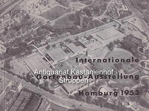 Internationale Gartenbau-Ausstellung Hamburg 1953.: Passarge, Karl