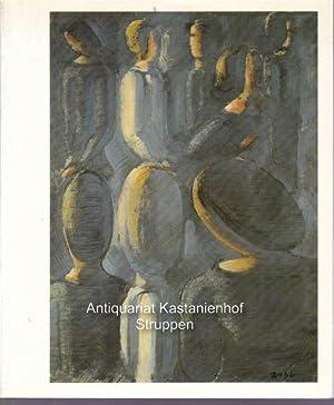 Werke zyklischer Themen,,1888-1943, Ölbilder, Aquarelle, Zeichnungen, Skulpturen;: Oskar Schlemmer