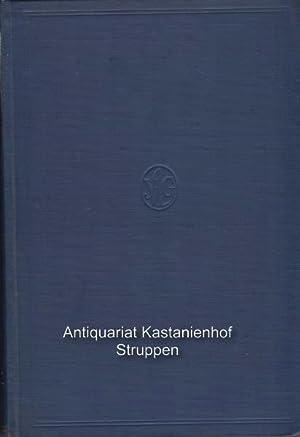 Konvolut 2 Bände Lehrbuch der Chemie. Erster und zweiter Teil.,1. Anorganische Chemie. Mit 75 ...
