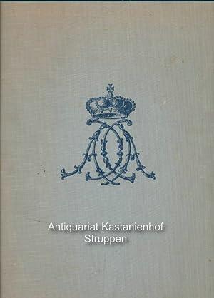 Schloss Brühl. Die kurkölnische Sommerresidenz Augustusburg;,Bearbeitet von Franz Graf Wolff ...