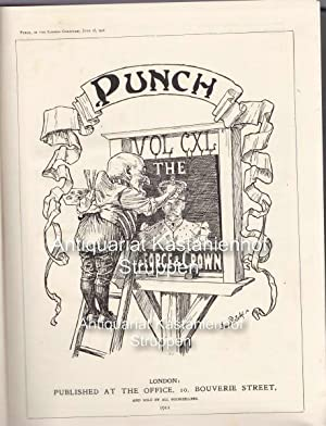 Punch or the London Charivari. Volume CXL. January-June, 1911.,: Various