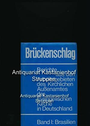 Konvolut fünf Bücher: Brückenschlag. Band I: Brasilien;: Hrsg.