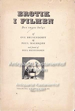Erotik i Filmen.,Den nogne bolge.,: Brusendorff, Ove; Malmkjaer