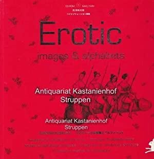 Erotische Motive und Alphabete. Mit CD-ROM.,Erotic images: van Roojen, Pepin