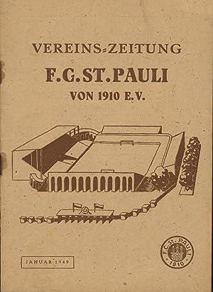 Vereins-Zeitung F. C. St. Pauli von 1910 e.V.: Diverse