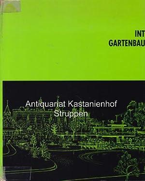 Kastanienhof Hamburg internationale gartenbauausstellung hamburg 1963 hanisch karl