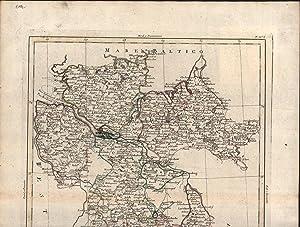 Il Circolo della Bassa Sassonia diviso ne: PITTERI, G. [Drawn