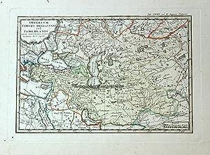 Imperium Timuri Begi vel Cani vel Tamerlanis circa annum ejus emortualem A. C. 1405,Tab. XXIII. vel...