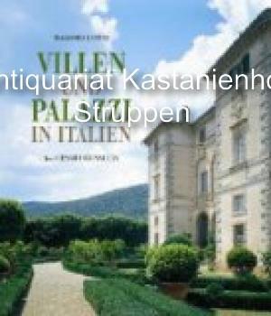 Villen und Palazzi in Italien, [Übers. aus: Listri, Massimo ;