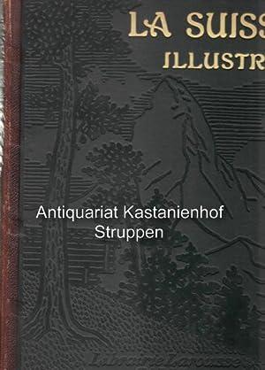 La Suisse illustrée.,: Dauzat, A.