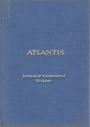 Atlantis. Länder, Völker, Reisen.,Jahrgang XXIX.: Hürlimann, Martin