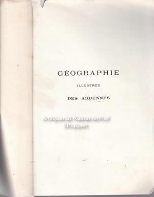 Géographie illustrée des Ardennes.: Meyrac, Albert