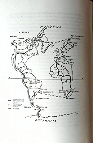 Das große Wagnis (Signiert vom Autor),Die Welt ist immer noch eine Reise wert; Expeditionsbericht ...