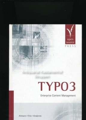 TYPO3,Enterprise Content Management