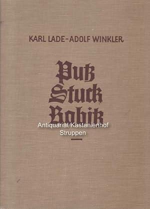 Putz, Stuck, Rabitz. Handbuch für das Gewerbe.: Lade, Karl ;