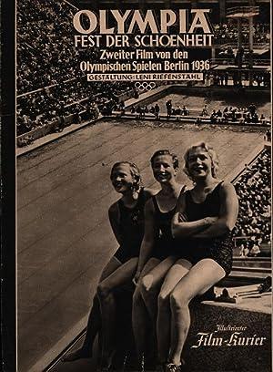 Illustrierter Film-Kurier. Nr. 2794. Olympia. Fest der Schoenheit. Zweiter Film von den Olympischen...