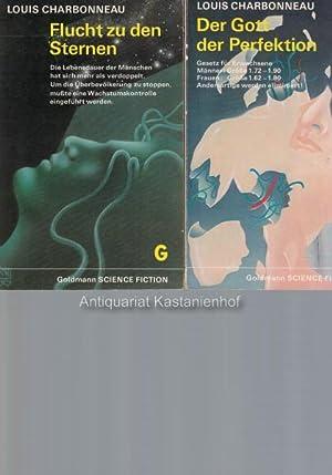 Konvolut 2 Bücher: 1. Flucht zu den: Charbonneau, Louis