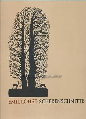 Emil Lohse - Scherenschnitte: Lachmann, Werner (Hrsg.)
