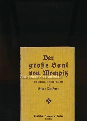 Der große Baal von Mompitz.,Ein Roman der Neu-Reichen.,,: Pleißner, Artur
