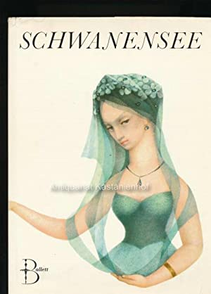 Schwanensee,Illustrationen von Ludmila Jirincová; Deutsch von Anna: Bednár, Kamil