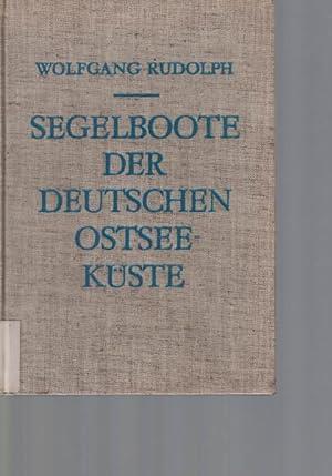 Segelboote der deutschen Ostseeküste.,Deutsche Akademie der Wissenschaften zu Berlin. ...