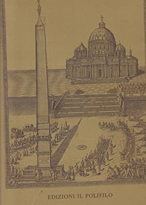 Della trasportatione dell' obelisco vaticano, 1590.: Fontana, Domenico